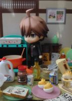 Cooking with Makoto by LiveWireGoth