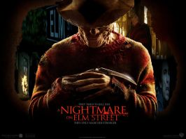Freddy Krueger wallpaper by Hunter-Nightmare