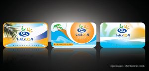 Lagoon membership cards by ramywafaa