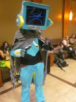 Animefest '13 - FLCL by TexConChaser