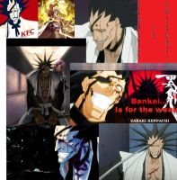 KENPACHI IS AWESOME by sicko69