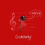 Crotchety! by FluteJazz