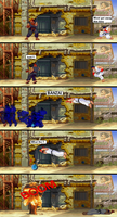 Street Fighter Project Beta 2 by Scary-Dave