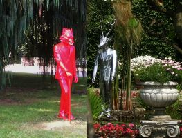 Two suits - Isola Madre by Gianni36