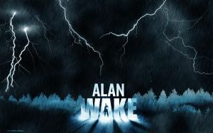 Alan Wake Wallpaper by UniversalDiablo