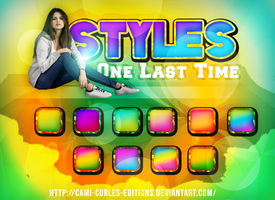 +STYLES: One Last Time| by CAMI-CURLES-EDITIONS