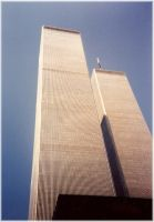9-11 Anniversary - I by LindaLee