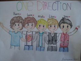 Dibujo 1D by Sooficyruseditions