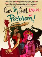 AT: I'm just your problem by Shilloshilloh