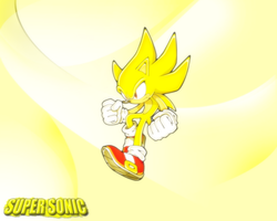 Super Sonic by Legend-tony980