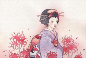 maiko by froilyan