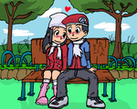 Valentine's Day in Sinnoh by Kugawattan