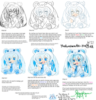Paint Tool SAI tutorial 1 (Snow Miku) by TheAwesomeAki-kun