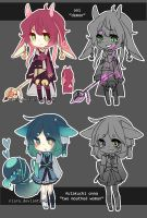 Plant Puff: CHOOSE UR OWN PLNT AUCTION4 [CLOSED] by niaro