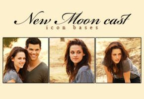 New Moon cast by eternalmoon87