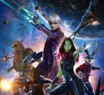 Rise of the Guardians of the Galaxy by JOSGUI