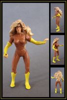 Sahara Action Figure by H-Voltage