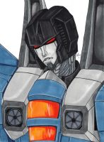 Thundercracker by DarkPanik