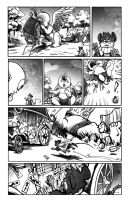 My Time with Clive vol. 1 pg 12 by JDCalderon