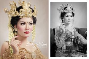 TRADITIONAL MAKE UP 2 by denysetiawan