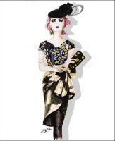 China Girl by Guyom
