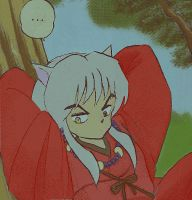 Inuyasha by abrden