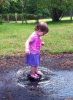 Puddle Dancer by PridesCrossing
