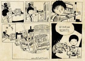 odio el 42 el comic by MIRRORMASTER