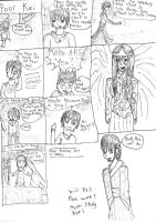 Fatal Frame 3 comic: Poor Kei by QweXTheXEccentric