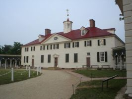 Mount Vernon Angled by Archanubis