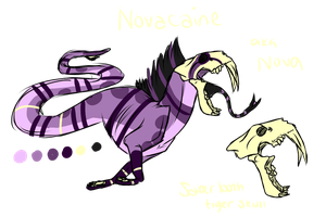 novacaine reference v1 by CrayolaNovacaine