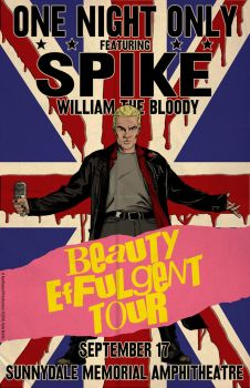Spike Beauty Effulgent Tour by Kyohazard