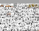 Calvin and Hobbes Collage by ramphastidae
