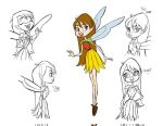 fairy character design_model by tombancroft