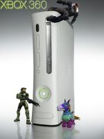 The Xbox 360 Family by mickeforsberg