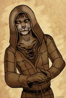 M'aiq the Liar by SlayerSyrena