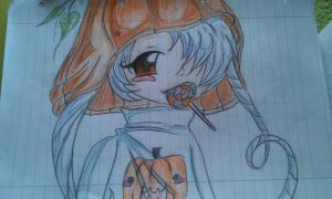 Pumpkin ^^ by lia-thefighter