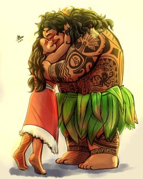 Moana - New Shores - Ch 6 -  savior by Odme1