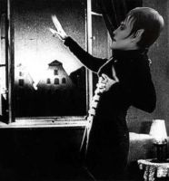 Nosferatu and Barnabas Collins by shtuff4avacadoes