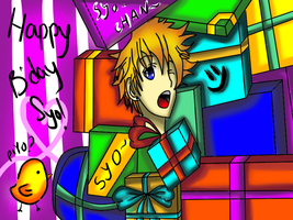 Happy Birthday Syo~ :D by Yuulyn