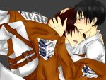 SnK: Eren x Levi by i-Arvie-i
