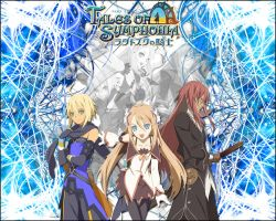 Tales of Symphonia 2 Wallpaper by thunderdragn