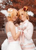 [VOCA] - an unbearable longing by Hancee