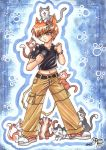 Kyo likes Cats by AnnieMsson