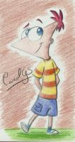Just Phineas C: by CarolGS