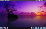A linux snapshot :P by fabiosarts