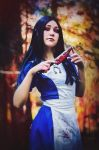 Alice by DrHarleyQuinnade