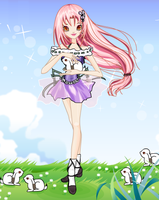 Manga Dress Up Game by willbeyou