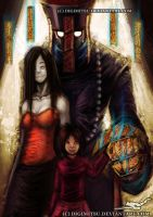 The Liang Family by Digimitsu