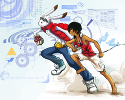 Summer Wars by AgentWaterlemon